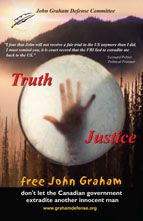 """Truth and Justice"" Poster"